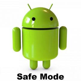 Как загрузить смартфон или планшет на базе Android в безопасном режиме.