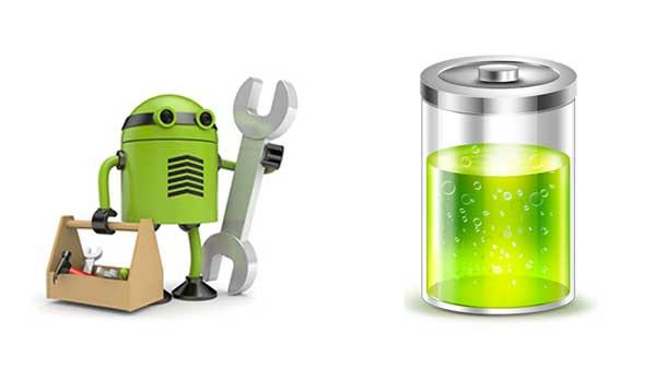 Быстро садится батарея смартфона либо планшета на базе Android. Что делать и как лечить?