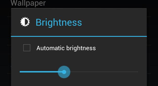 Как настроить яркость дисплея в телефоне или планшете под управлением Android
