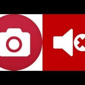 Как отключить звук в камере планшета или телефона Android / Как сделать камеру планшета или смартфона бесшумной